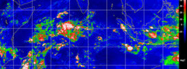 MeteoSat-Clima del Kenya