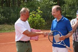 35 Jahre Tennis im SV Barwedel