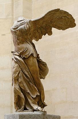 Nike v. Samothrake • um 190 v. Chr. • Louvre