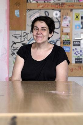 Dorothea Tuch Foto: Christiane Rösinger