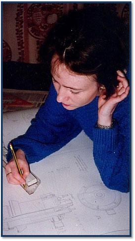 Во время учебы в институте