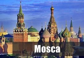 Escursioni a Mosca