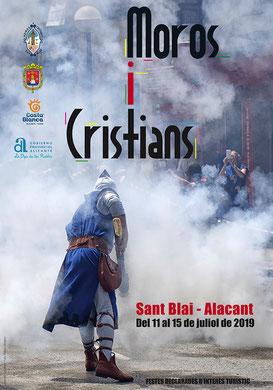 Fiestas en Alicante Moros y Cristianos