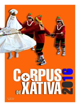 Fiestas en Xàtiva el Corpus