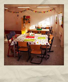 Grundschule Wiescheid Foto Raum OGATA