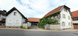 Mineralwasserfabrik Kastner, Römerstr. 10, mit Klick vergrößern. Fotografiert 2017.