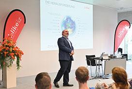 i-like-Gründer Dr. Alfred Gruber