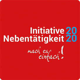 Initiative Nebentätigkeit 2020 - mach es einfach!