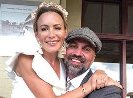 Tina und Markus Babbel