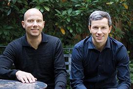 Matthias Weik und Marc Friedrich.