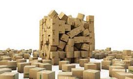 Déménagement box de stockage ; cartons ; box de stockage vitrolles ; beziers