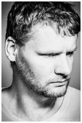 Selbstportrait, Lichtbildersteller Arno Schaaf