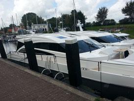 Luxusboote Zeeland