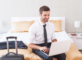 Logistica en Viaje de Negocios ARNI Consulting Group