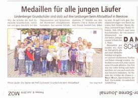 Quelle: Märkische Oderzeitung, 08.07.2016