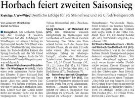 Quelle: Westerwälder Zeitung v. 23.09.2013