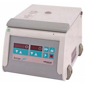 Heraeus Instruments Biofuge pico für die Chromatographie/ Chemie
