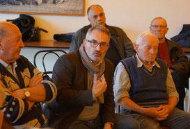 Au centre : Dominique Moyse est élu au conseil municipal de Condé-en-Brie.
