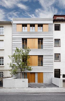 Sanierung Mehrfamilienhaus, Heizung, Sanitär, Lüftung, moderne Architektur