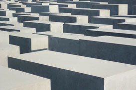 Holocaust-Denkmal © Diana Schaal