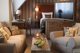 Familien-Suite im historischen Stil - © Spa & Golf Resort Weimarer Land