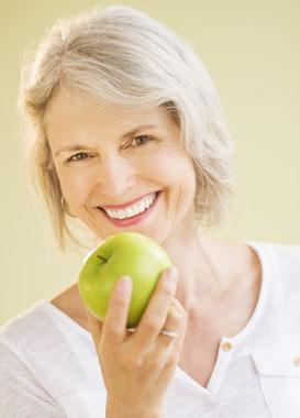 Veneers (Keramikverblendschalen) für schöne Zähne sind von echten Zähnen nicht mehr zu unterscheiden.