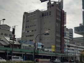 大阪・天王寺駅の写真です。