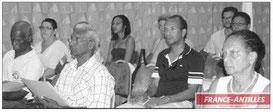 Associations environnement APNE Martinique France-Antilles