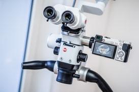 Das neue Dentalmikroskop von Kaps mit LED Beleuchtung und digitaler Dokumentation