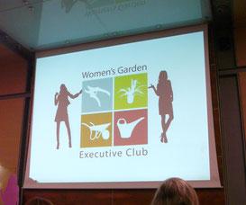 women's garden executive club, assemblée nationale, élu par les femmes, hortensia, hydrangéa