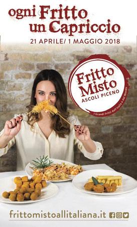 """Presentata l'edizione 2018 di """"Fritto Misto"""", ad Ascoli Piceno"""