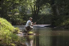Vassivière : gîte de pêche