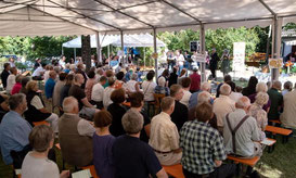 Sommerfest des Imkervereins 2018