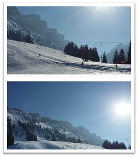 Siebenhengste, Eriz, Winterpanorama