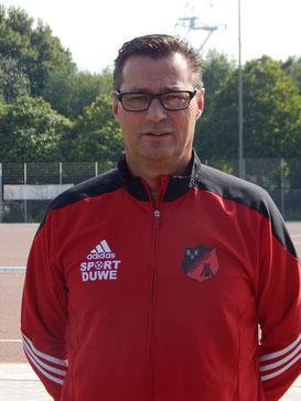 Jörg Hetkamp freute sich über einen Sieg gegen seinen Ex-Club.