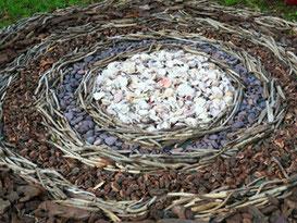 Bild eines Natur-Rituals auf Korsika von Uli M.