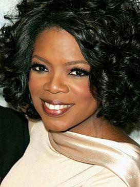 Oprah Winfrey, Nœud Nord Capricorne en maison I.