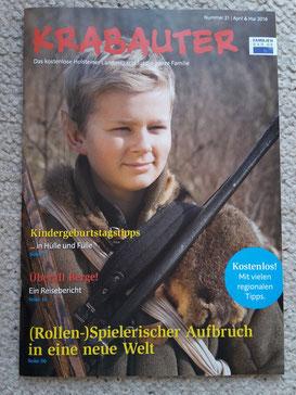 Krabauter Titelseite