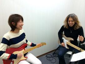 ギターレッスン、ギター教室