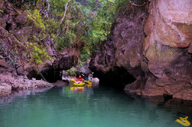 Arrange your Thailand journey in Khao Lak with an exciting canoe tour.