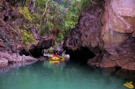 Mit einer Kanu Tour Ihre Thailand Reise in Khao Lak spannend gestalten.