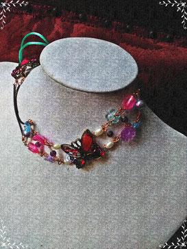 Butterflyfairy Collar - 25,00 Euro