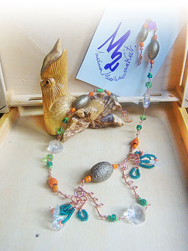 Crystals and Nuggets - 25,00 Euro