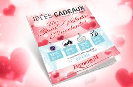 PROMO - Catalogue Idées cadeaux - Une Saint-Valentin Etincelante ! Jusqu'au 28 février 2018 ! Par ici : https://www.fm-bien-etre.com/boutique-privée/