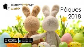 PROMO - Pâques 2018 ( Chocolats pour les petits et grands ;) )  Votre boutique Parenthese Café en ligne: http://www.parenthesecafe.fr/boutique/?refid=Eddy_Cleret