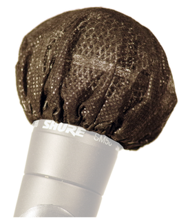 DMC-100 Disponible Microphone Cover which can be used to reduce the risk to COVID19 and other viruses.