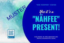 """Gutscheine von """"Die Nähfee"""" Ingeborg Feichtner"""