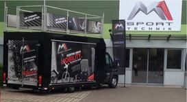 M1 Truck in Ravensburg