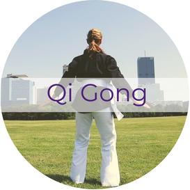 Katrin Pfeffer, Qi Gong, Energie in Bewegung