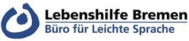 Lebenshilfe Bremen Logo Leichte Sprache